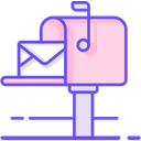 Mail Box Package Icon