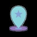 Potential location Icon