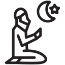 Pray Prayer Religion Icon