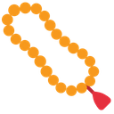 Praying Beads Icon