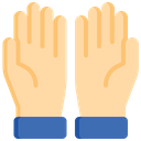 Praying Hand Icon