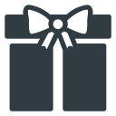 Present Box Christmas Icon