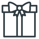 Present Box Gift Icon