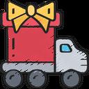 Present Delivery Icon