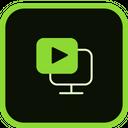 Presenter Video Express Icon