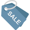 Price Tag Sale Label Sale Offer Icon