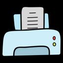 Printer Compositor Output Device Icon