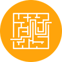 Problem Solving Strategic Icon