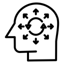 Process Mind Icon