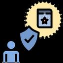 Reliability Quality Guarantee Icon