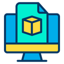 Product Web Page Icon