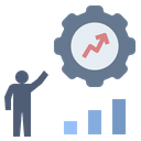 Productivity Planning Strategy Icon