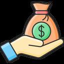 Profit Money Dollar Icon