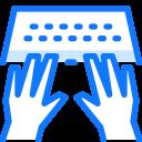 Programming Typing Icon
