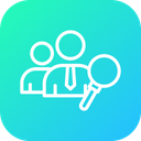 Project Analysis Team Icon