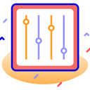 Project Plan Iteration Schedule Icon