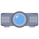 Projector Beamer Film Icon
