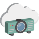 Projector Device Icon