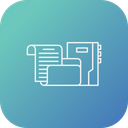Projects Files Folder Icon