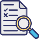 Proofreading Report File Icon