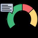 Chart Diagram Donut Icon