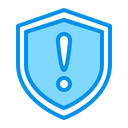 Protection alert Icon