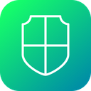 Protection Shield Encryption Icon