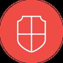 Protection Shield Encryption Icon
