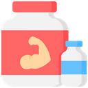 Protein Supplements Icon