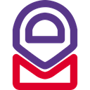 Protonmail Technology Logo Social Media Logo Icon
