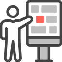 Public Facility Digital Technology Icon