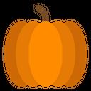 Pumpkin Vegetable Food Icon