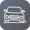 Car Puncher Icon