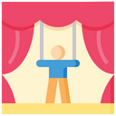 Puppetry Puppet Puppet Show Icon