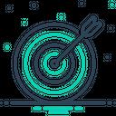 Purpose Objective Aim Icon