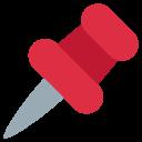 Pushpin Tag Attch Icon