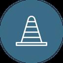 Pylon Cone Road Icon