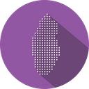 Qatar East Country Icon