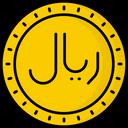 Qatar Riyal Icon