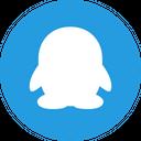 Qq Social Media Logo Icon