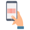 Code Scanner Qr Code Mobile Code Scanning Icon