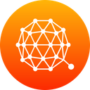 Qtum Cryptocurrency Currency Icon