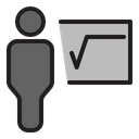 Quadrate School Icon