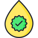 Quality fuel Icon