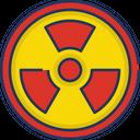 Radiation Radiology Nuclear Icon