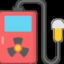 Radiation Detector Icon