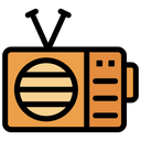Radio Music Sound Icon