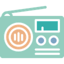 Media Old Radio Radio Icon