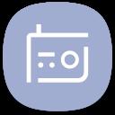 Radio Samsung Icon