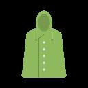 Rain Coat Forecast Icon